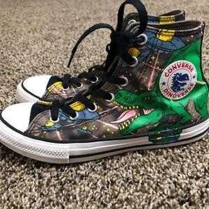 Converse Dinosaur High Top Sneakers
